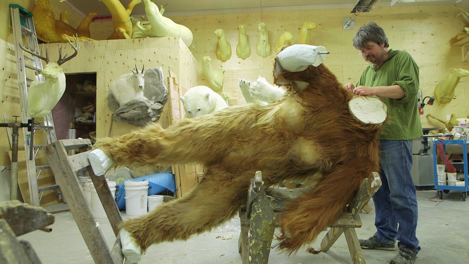 """Eat like a sasquatch while enjoying the documentary """"Big Fur.""""  Photo provided by deadCenter"""