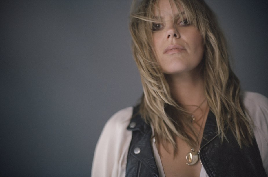Grace Potter brings her electric brand of rock to the Jones Assemble. Photo by Pamela Neal.
