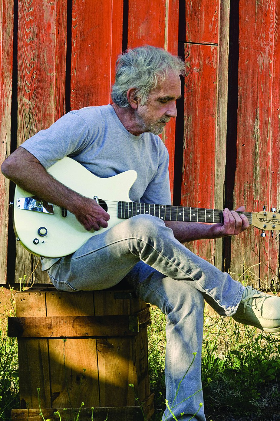 "JJ Cale in a 2009 publicity photo for ""Roll On"". Photo by Jane Richey"