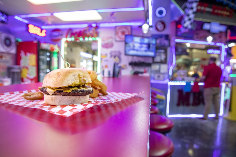 Friendly customer service and good food are the winning ingredients for success at McKenzie's Burger Garage in Lawton. Photo by Lori Duckworth