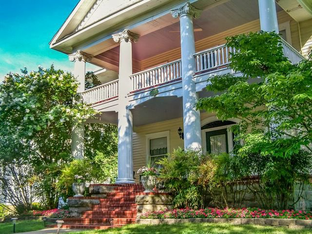 Get to know Oklahoma's rich history in the Muskogee area with Jonita Mullins' walking tours. Photo courtesy okieheritage.com
