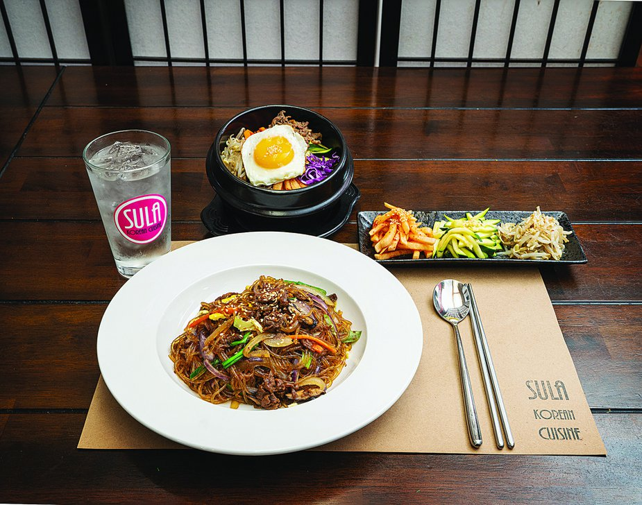 Sula Korean Cuisine. Photo by Dawn Muncy