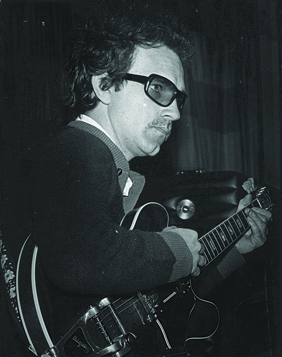 JJ Cale in the mid-1960s. Photo courtesy OHS/OKPOP Museum Collections
