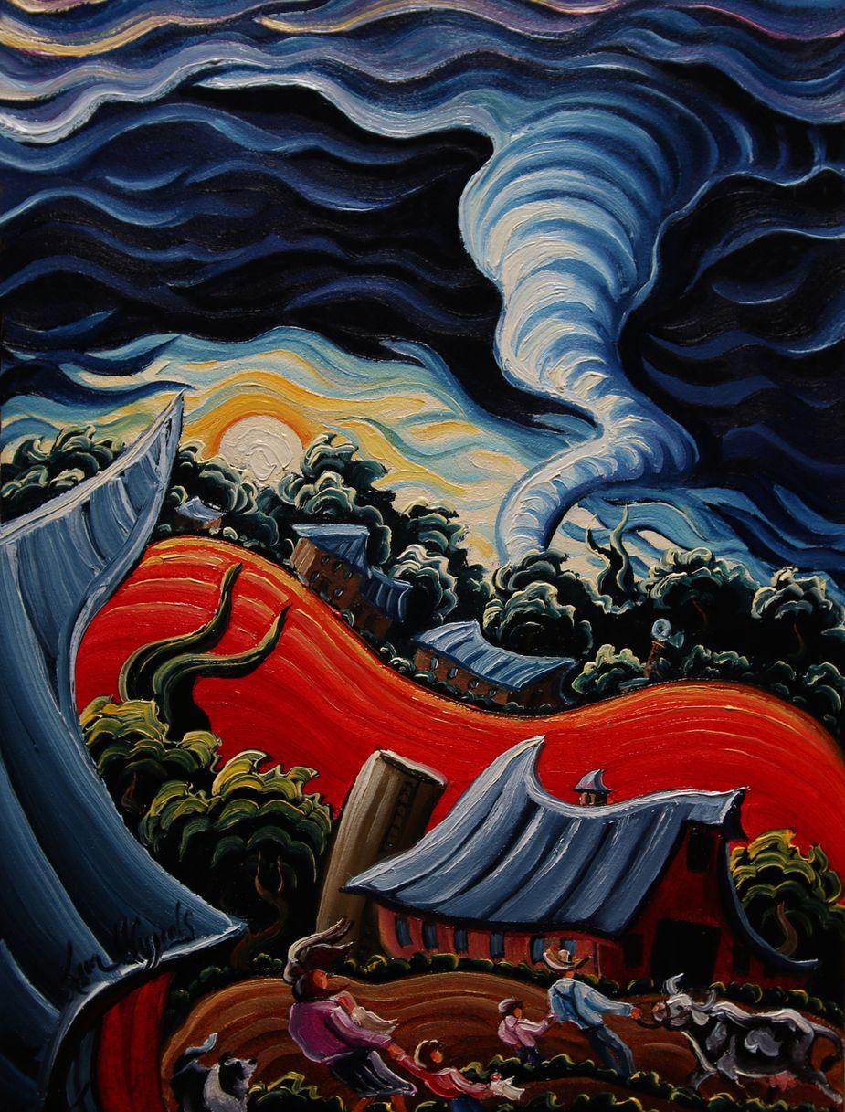 """""""Twister"""" by Kim Wiggins"""