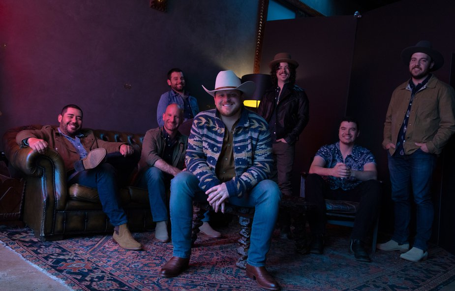 "The Josh Abbott Band brings the ""Catching Fire"" tour to Stillwater. Photo by Joseph Llanes."