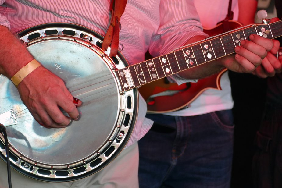 Banjo Fest brings beautiful stringed music to Oklahoma City this week.