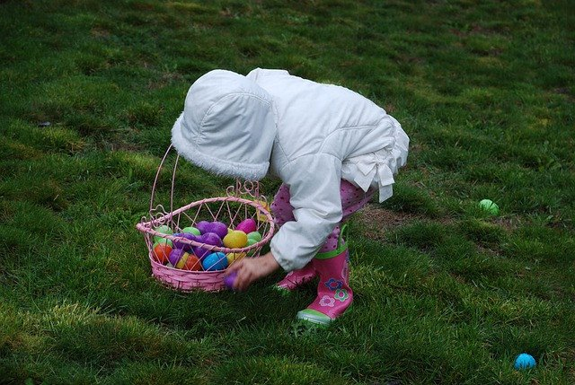 Get your hands on some brightly colored eggs at Orr Family Farm's Easter Eggstravaganza.