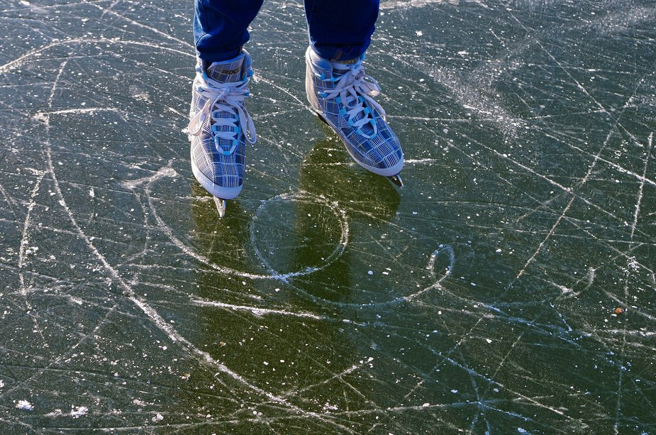 Lace up those skates, Enid! Holidays on Ice comes to the Stride Bank Center downtown this week.