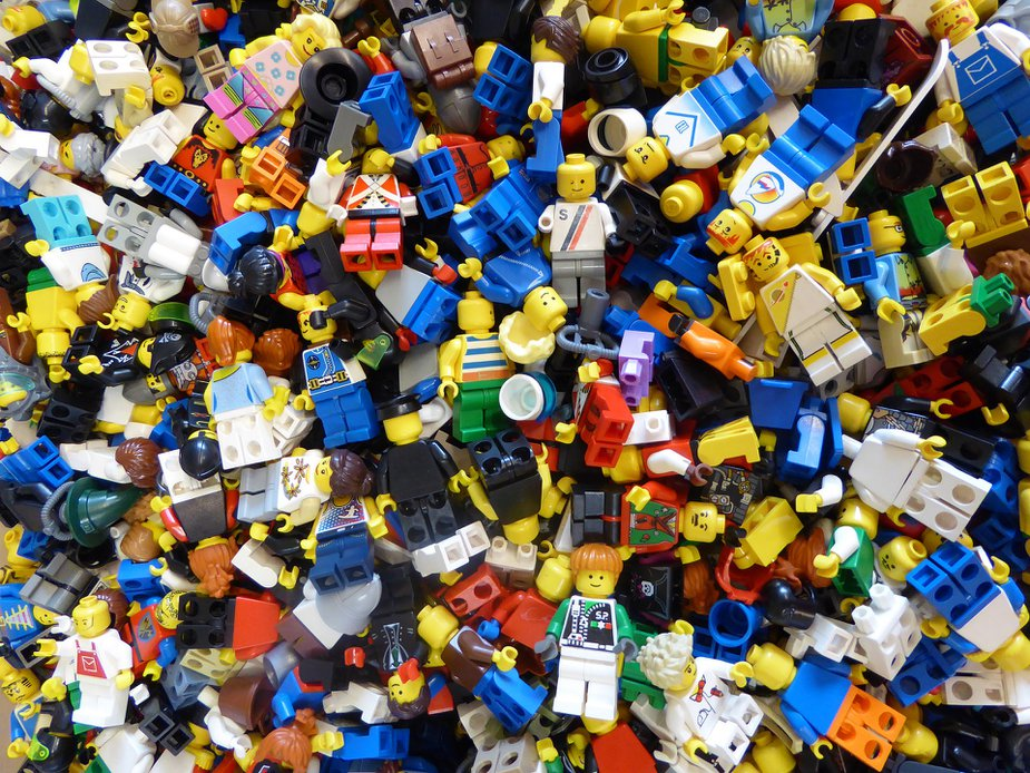 Join the crowds of LEGO enthusiasts at BrickUniverse's LEGO Fan Convention in Oklahoma City. Photo by Iris Hamelmann.