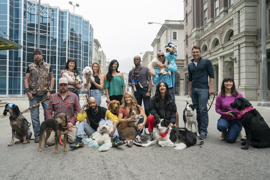"The contestants on the first season of Amazon's ""The Pack."" Photo courtesy Amazon."